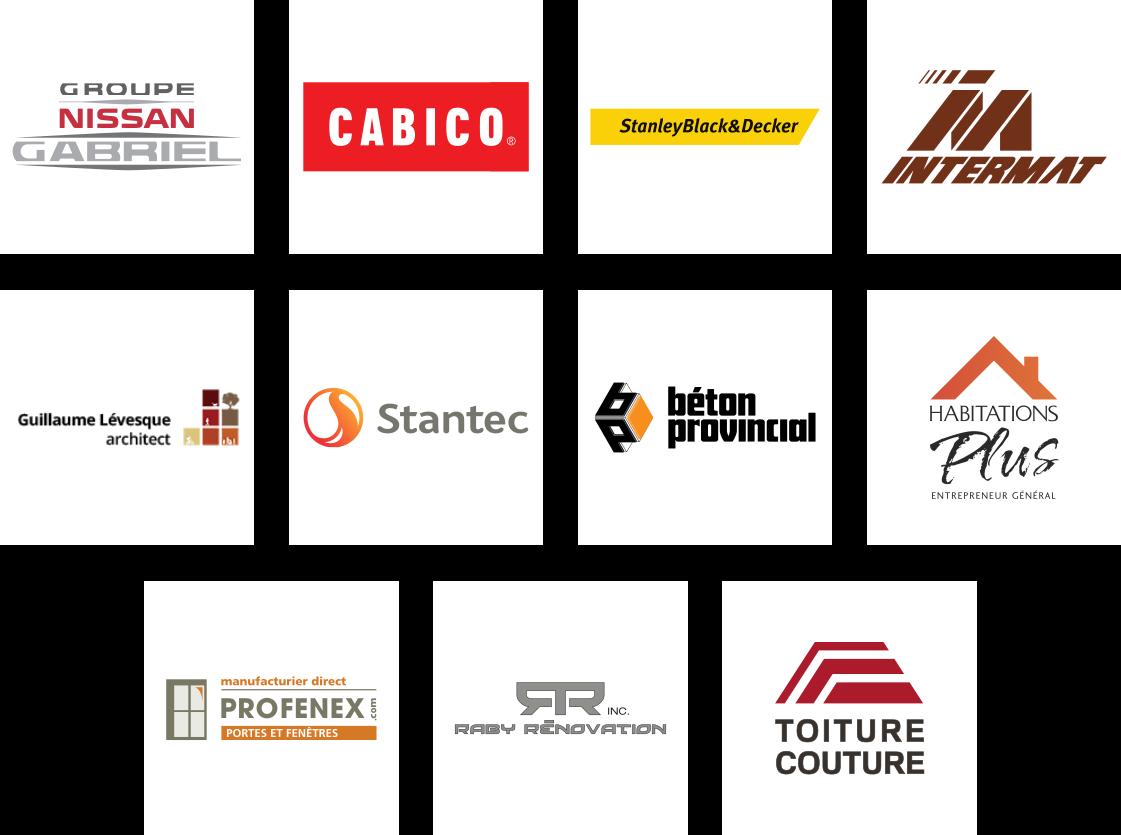 Logos Partenaires Compagnons