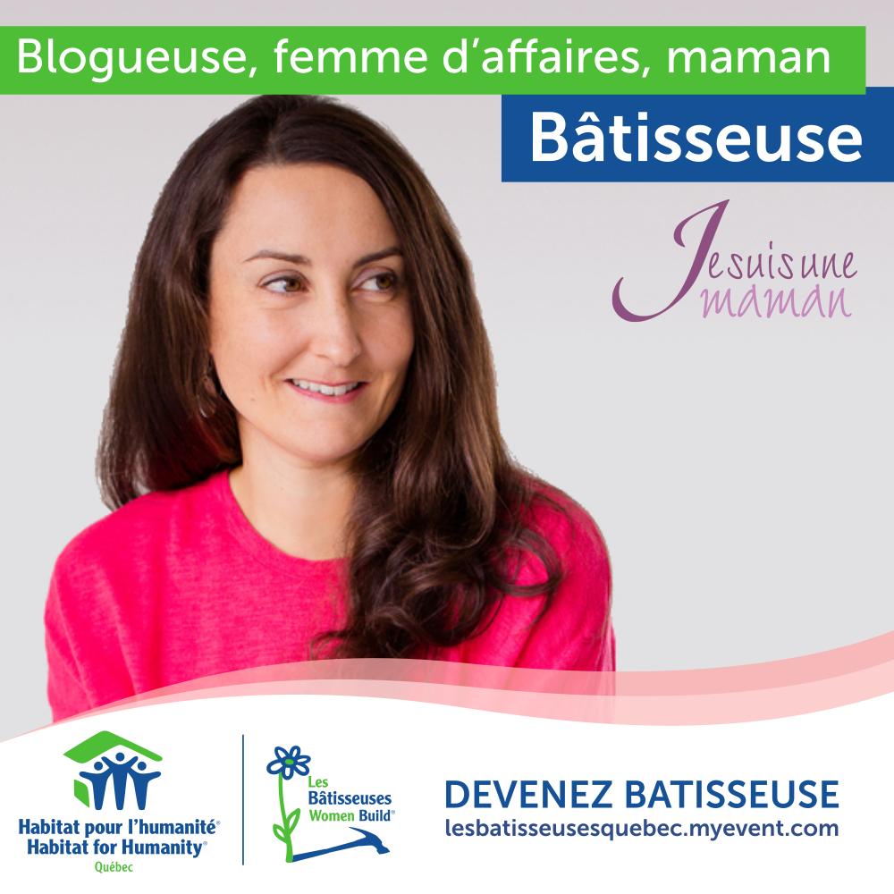 2016 - Les Bâtisseuses_square FB post Je suis une maman