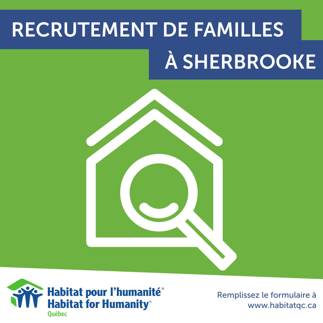 2016 - FB_Recrutement Sherbrooke